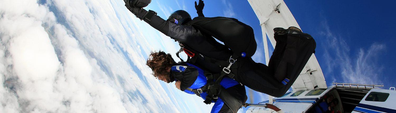 Skydive for St Luke's