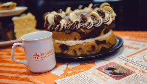 St Luke's Hospice Plymouth Coffee Mornings