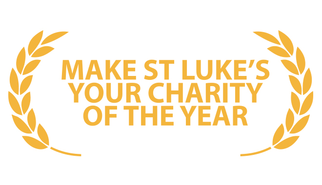 Corporate Fundraising St Luke's Charity of the Year