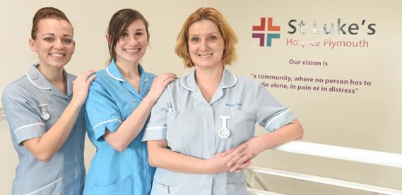 St Luke's End of Life Care Hub