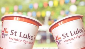 Hold your own event in aid of St Luke's Hospice Plymouth