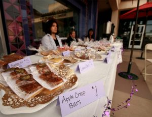 Hosting your own bake sale