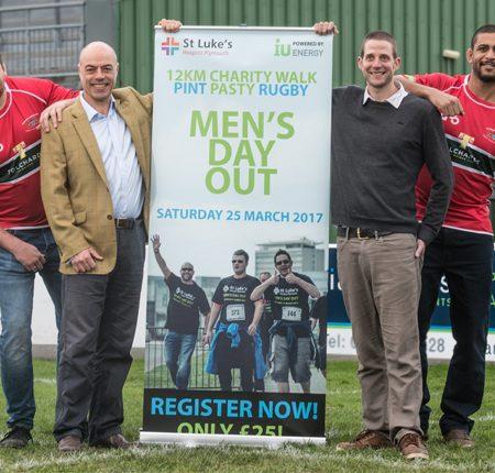 St Luke's Men's Day Out EU Energy