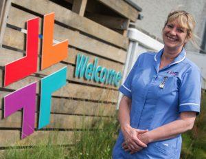 Sponsor a St Luke's nurse