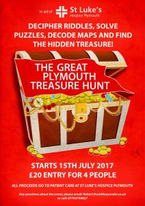 Plymouth Treasure Hunt