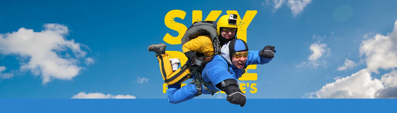 Skydive For St Luke S St Luke S Hospice Plymouth