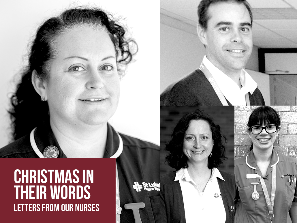 Christmas in their words - Letters from our nurses