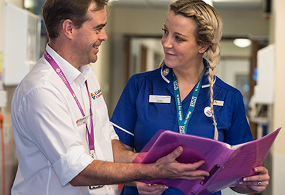 Caring For You No Matter Where St Luke S Hospice