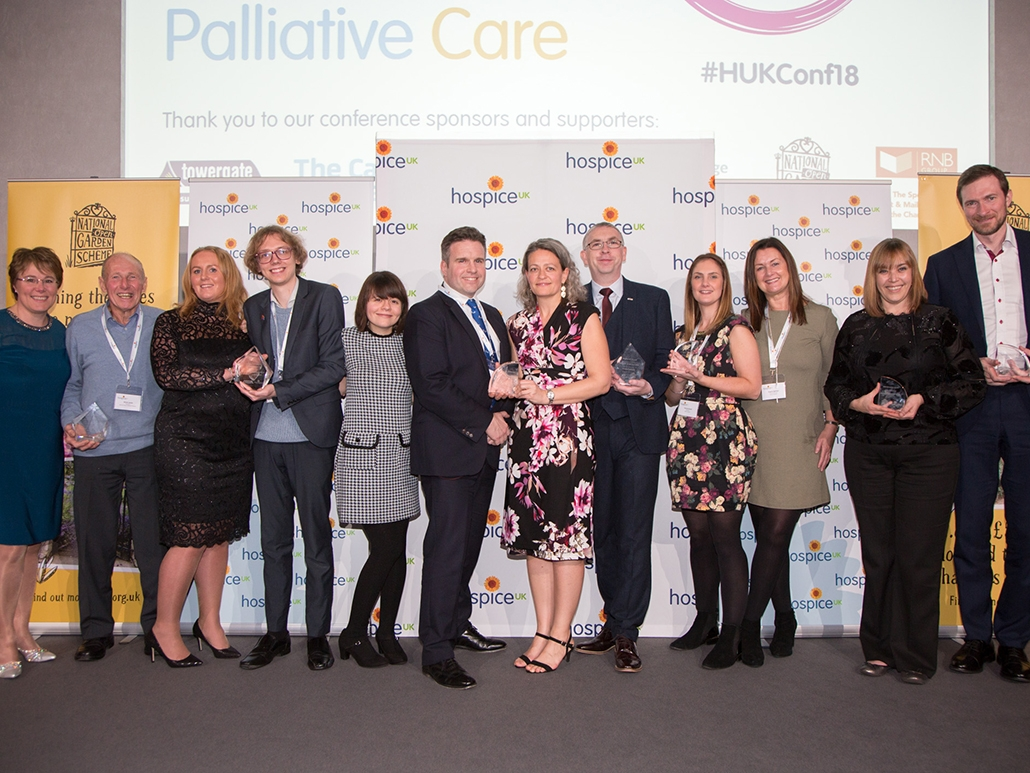 Hospice Team Of The Year St Luke S Hospice Plymouth