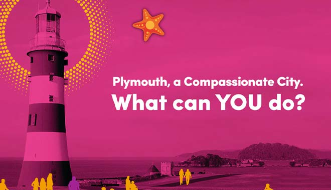 Plymouth a compassionate city