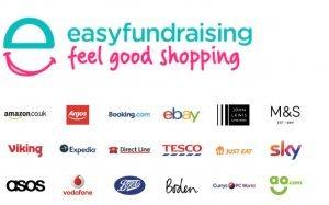 easy fundraising shopping