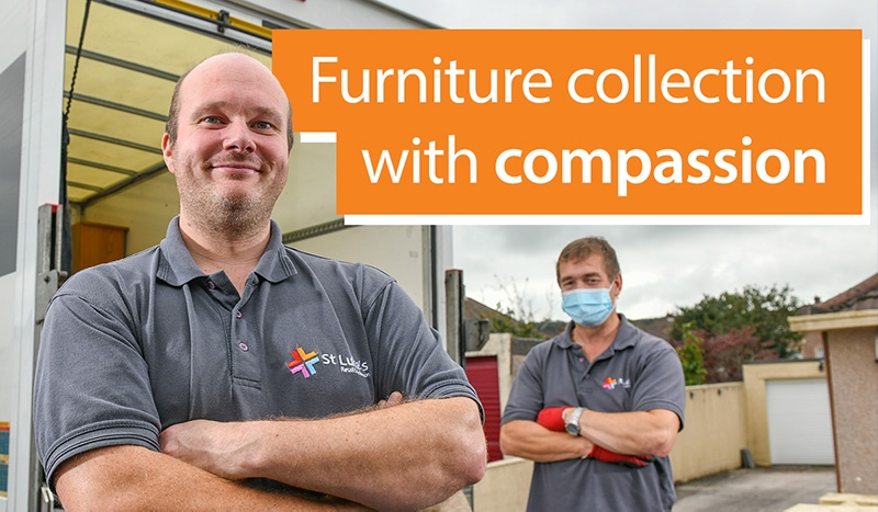 furniture collection with compassion