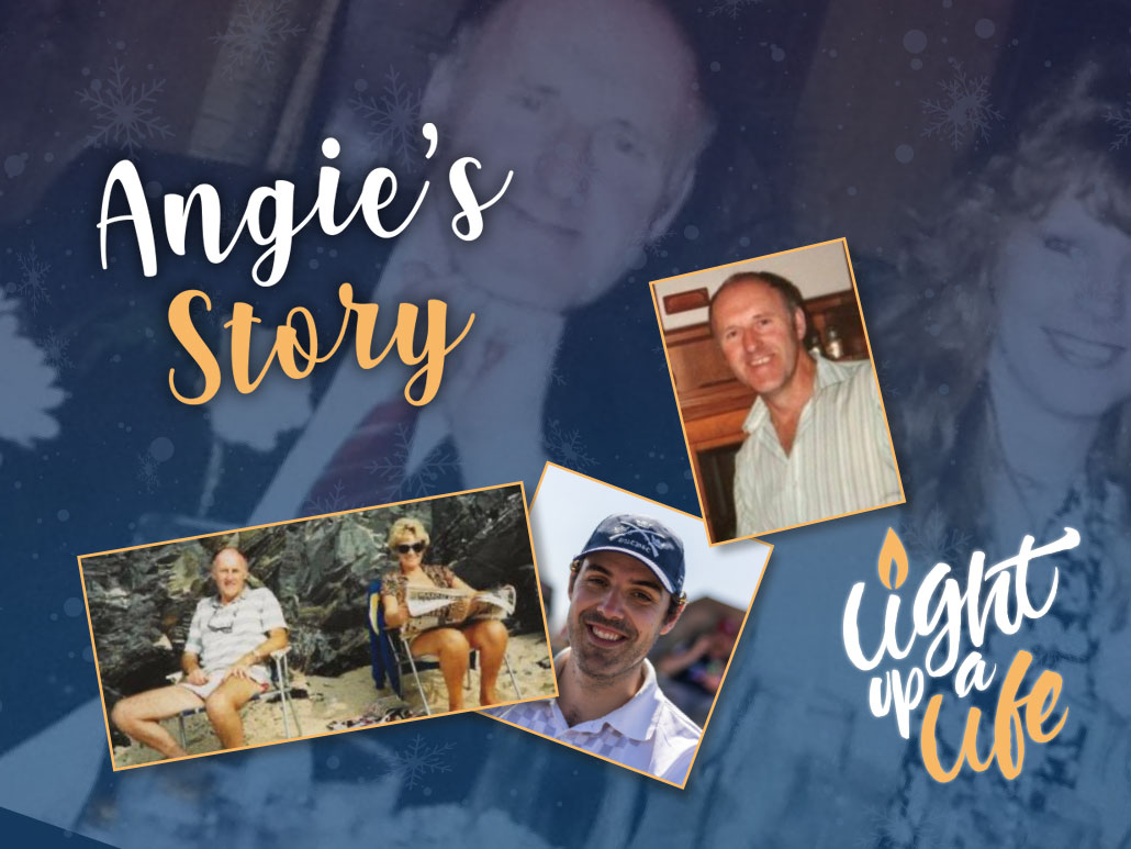Light up a Life - Angie's Story